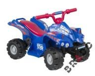 Quad Evo niebieski Bo Ride On 6V