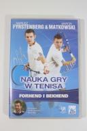 Nauka gry w tenisa Fyrstemberg Matkowski AUTOGRAFY