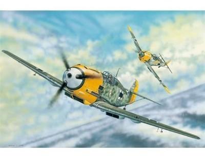 TRUMPETER 02288 1:32 Messerschmitt Bf109E-3