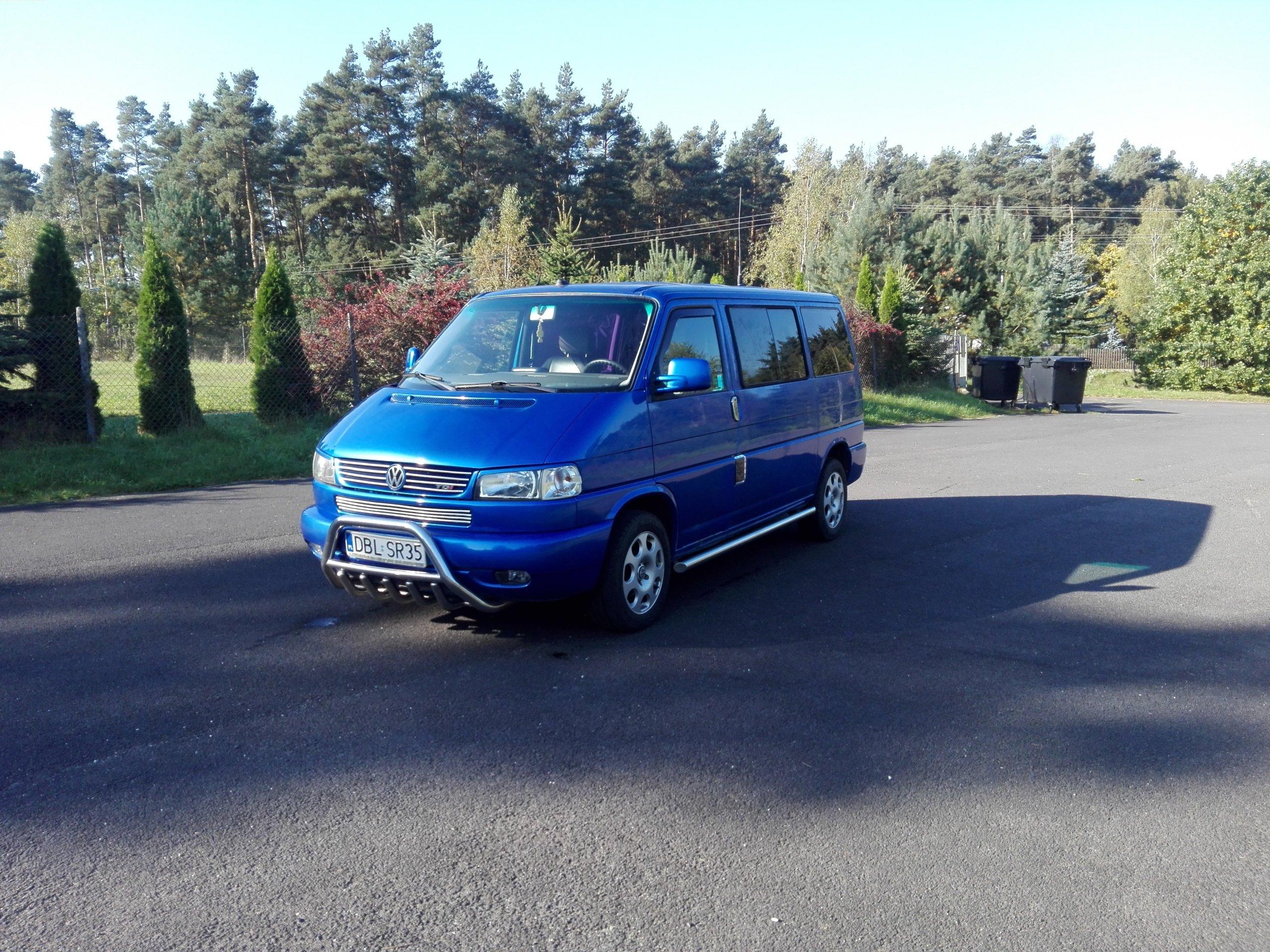 Volkswagen T4 2 5tdi Multivan 7042008917 Oficjalne Archiwum Allegro