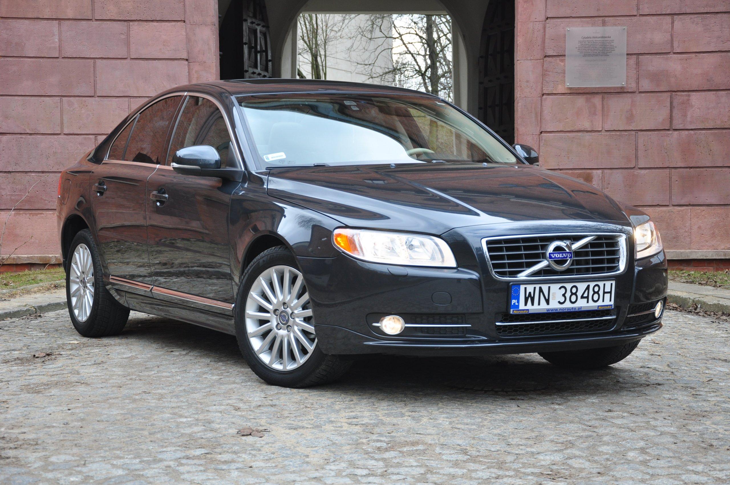 Volvo S80 3 2 Benz Rok 2012 7012602151 Oficjalne Archiwum Allegro