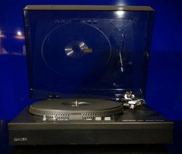 gramofon SABA PSP 910 - japoński Direct Drive