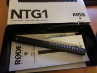 Rode NTG-1 mikrofon shotgun OKAZJA! wwa