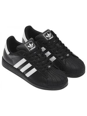 outlet na sprzedaż sprzedaż hurtowa kod promocyjny Skórzane buty Adidas Superstar. Rozmiar 35.