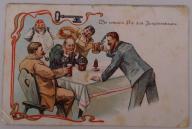 Piwo, humor, secesja, 1902