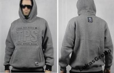 Bluza ZDR CS RPK 'TPS' kangur Grey r.M 5125628111