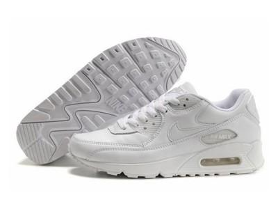 best sneakers aec49 50efe Buty Nike Air Max białe r. 36 - 46