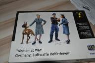 "Figurki   ""  Women at War: Germany, Luftwafe"
