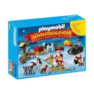 Playmobil 6624 Kalendarz Święta w gospod. rolnym
