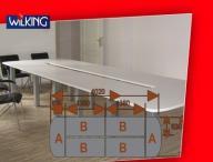 stół konferencyjny, stoły konferencyjne RUMBA 14
