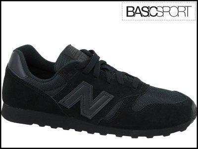 new balance 373 męskie czarne