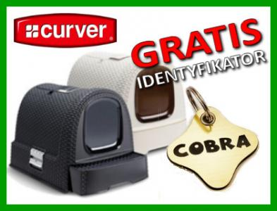 3d4082a89668d6 CURVER Kuweta dla kota z łopatką, filtrem i matą - 4741791845 ...