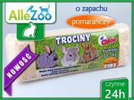 CHICO trociny dla gryzoni MIĘKKIE POMARAŃCZ 12-14L