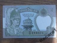 banknot Nepal 2 rupees 1981 r P-29 UNC