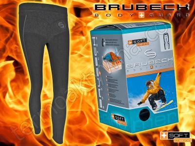 M- Brubeck Wool Soft DAMSKIE getry termoaktywne
