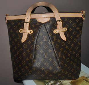 b0ac27000507d Torebka Louis Vuitton Lv monogram duża - 6435414129 - oficjalne ...