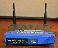 Linksys WRT54G Stan idealny