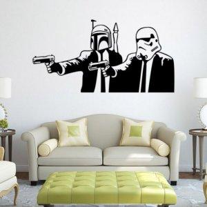 Gwiezdne Wojny Star Wars Naklejki Na Sciane 6388614147 Oficjalne