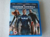 CAPTAIN AMERICA - THE WINTER SOLDIER BLU-RAY IDEAŁ