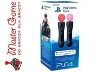 PlayStation Move Controller Twin Pack - PS4 - Łódź