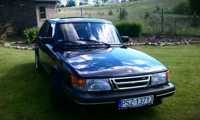 Saab 900 Klasyk Stan Kolekcjonerski