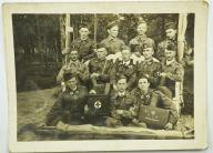 19. Wojsko polskie II RP Służba Ratownicza RZADKIE