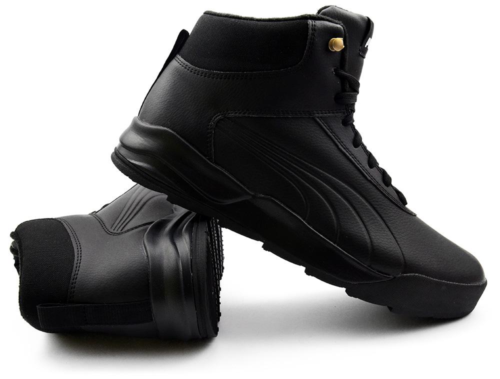 Zimowe Buty M?skie Puma Desierto Sneaker r.44,5 7004959446