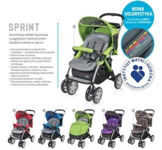 Wozek Spacerowy Baby Design Sprint Spacerowka Alu 3072374063 Oficjalne Archiwum Allegro