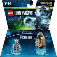 LEGO DIMENSIONS CYBERMAN FUN PACK 71238 SKLEP