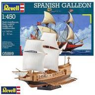 Model do sklejania REVELL Spanish Galleon