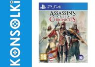 Assassin's Creed Chronicles / ps4 / konsolki_pl
