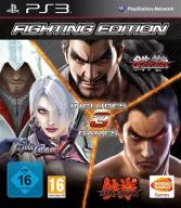 FIGHTING EDITION PS3 TEKKEN 6 TAG 2 SOUL CALIBUR V