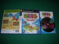 GRA GRY GIER PS2 ZOO PUZZLE