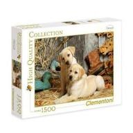 Puzzle 1500 elementów Animals - Hunting dogs