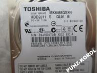 "HDD TOSHIBA 640GB 2,5"" DM152"