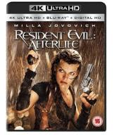 Resident Evil: Afterlife [4K Ultra HD Blu-ray] PL