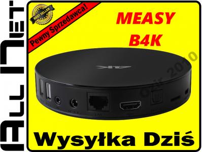 MEASY B4A SMART TV ANDROID 4.4 QUADCORE 2GHz i 2GB