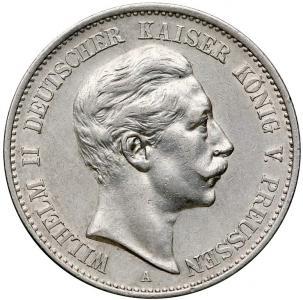 1259. Prusy, 2 marki 1898-A, st.~2