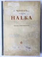 HALKA - MONIUSZKO - WYCIĄG FORTEPIANOWY