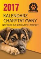 Kalendarz Charytatywny OTOZ Animals 2017