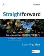 Straightforward B1 Second edition SB + eBook