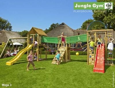 Plac Zabaw Mega Giant Jungle Gym Active Garden 5528033259