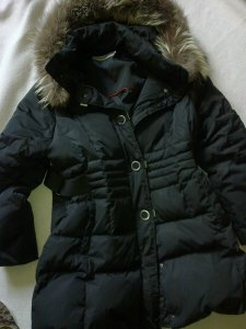 3bab1dde05f4a MONNARI płaszcz kurtka puchowa kaptur jenot 44 - 6399725440 ...