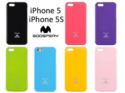 official photos f0b3a fb738 ORYG. Etui iPhone 5 5s Jelly Case Mercury Goospery - 5986672514 ...