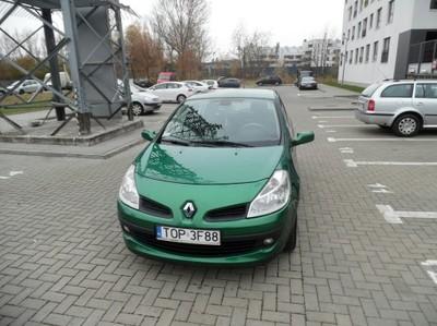 Renault Clio Iii Automat 1 6 Benzyna 6726451017 Oficjalne Archiwum Allegro