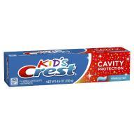 Super pasty do zębów z USA CREST Kids dla dzieci