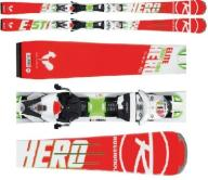 NARTY ROSSIGNOL HERO ELITE ST TI 2017 + WIĄZ 167