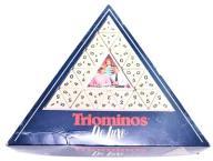 5833-16 ...TRIOMINOS... i#l DOMINO TROJKATY