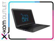 OUTLET Laptop HP 250 G4 Intel 2x2,16GHz 4GB 500GB