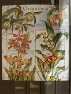 Czysty Flora Kwiaty Orchidee - Gwinea 2012